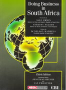Doing Business South Africa 3rd edition 9780749421250 0749421258