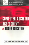 Computer-assisted Assessment of Students 0 9780749430351 0749430354