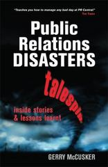 Public Relations Disasters 0 9780749445720 0749445726