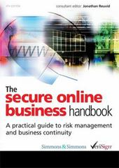 The Secure Online Business Handbook 4th edition 9780749446420 0749446420