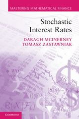 Stochastic Interest Rates 1st Edition 9780521175692 0521175690