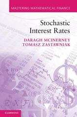 Stochastic Interest Rates 1st Edition 9781107002579 1107002575