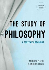 The Study of Philosophy 7th Edition 9781442242821 1442242825