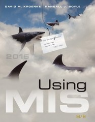 Using MIS Plus MyMISLab with Pearson eText -- Access Card Package 8th Edition 9780134058450 0134058453