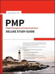 PMP Project Management Professional Exam Deluxe Study Guide 1st Edition 9781119067832 1119067839