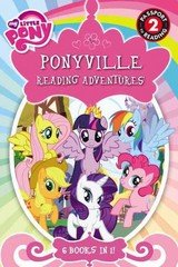 My Little Pony: Ponyville Reading Adventures 1st Edition 9780316337403 0316337404