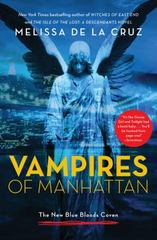 Vampires of Manhattan 1st Edition 9780316257183 0316257184