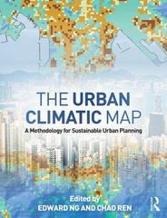 The Urban Climatic Map 1st Edition 9781317510529 1317510526