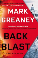 Back Blast 1st Edition 9780425282793 0425282791