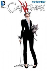 Catwoman Vol. 6: Keeper of the Castle (The New 52) 52th Edition 9781401254698 1401254691