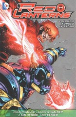 Red Lanterns Vol. 6: Forged in Blood (The New 52) 52th Edition 9781401254841 1401254845