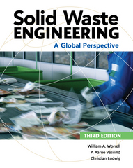Solid Waste Engineering 3rd Edition 9781305635203 1305635205