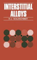 Interstitial Alloys 1st Edition 9781483225739 1483225739