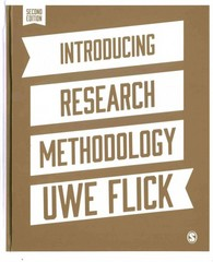 Introducing Research Methodology 2nd Edition 9781446294239 1446294234
