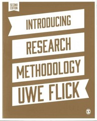 Introducing Research Methodology 2nd Edition 9781446294246 1446294242