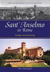 Sant'Anselmo in Rome 1st Edition 9780814637135 0814637132