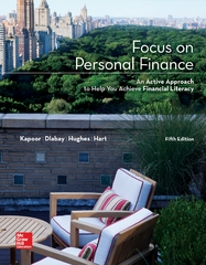 Focus on Personal Finance 5th Edition 9780077861742 0077861744