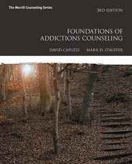 Foundations of Addictions Counseling 3rd Edition 9780133998733 0133998738