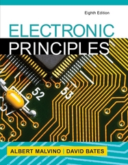 Electronic Principles 8th Edition 9780073373881 0073373885