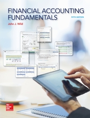 Financial Accounting Fundamentals 5th Edition 9780078025754 0078025753