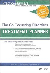 The Co-Occurring Disorders Treatment Planner, with DSM-5 Updates 1st Edition 9781119073192 1119073197