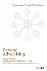 Beyond Advertising 1st Edition 9781119074229 1119074223