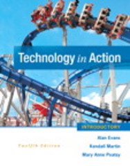 Technology in Action Introductory 12th Edition 9780134117089 0134117085