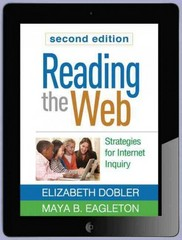 Reading the Web 2nd Edition 9781462520879 1462520871