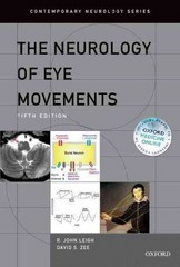 The Neurology of Eye Movements 5th Edition 9780199969289 0199969280