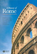 A History of Rome 3rd edition 9781405110839 140511083X