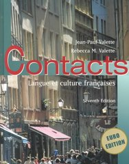 Contacts 7th edition 9780618007486 0618007482
