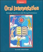 Oral Interpretation: Bringing Literature to Life Through Performance, Student Edition 3rd Edition 9780844217406 0844217409