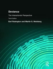 Deviance 10th edition 9780205503711 0205503713