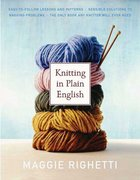 Knitting in Plain English 2nd edition 9780312353537 0312353537