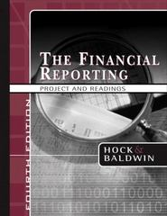 The Financial Reporting Project and Readings 4th edition 9780324302042 0324302045