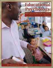 Educational Psychology 2nd edition 9780470136300 0470136308