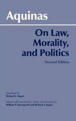 On Law, Morality, and Politics 2nd edition 9780872206632 0872206637