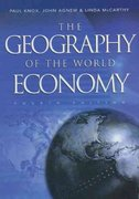 The Geography of the World Economy 4th edition 9780340807125 0340807121