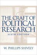 The Craft of Political Research 6th edition 9780131174405 0131174401