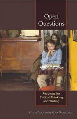 Open Questions 1st Edition 9780312416355 0312416350
