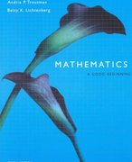 Mathematics 6th edition 9780534529055 0534529054
