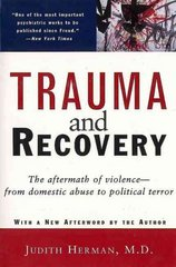 Trauma and Recovery 1st Edition 9780465087303 0465087302