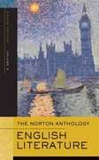 The Norton Anthology of English Literature 8th edition 9780393927153 0393927156