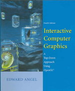 Interactive Computer Graphics 4th Edition 9780321321374 0321321375