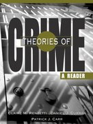 Theories of Crime 1st edition 9780205361014 0205361013