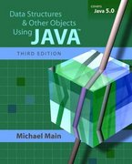 Data Structures and Other Objects Using Java 3rd Edition 9780321375254 0321375254
