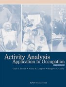 Activity Analysis 5th edition 9781556426766 1556426763