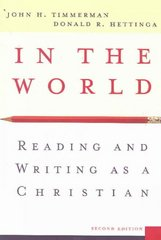 In the World 2nd Edition 9780801027536 0801027535