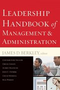 Leadership Handbook of Management and Administration 0 9780801068140 0801068142