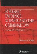 Forensic Evidence 2nd edition 9780849328589 0849328586